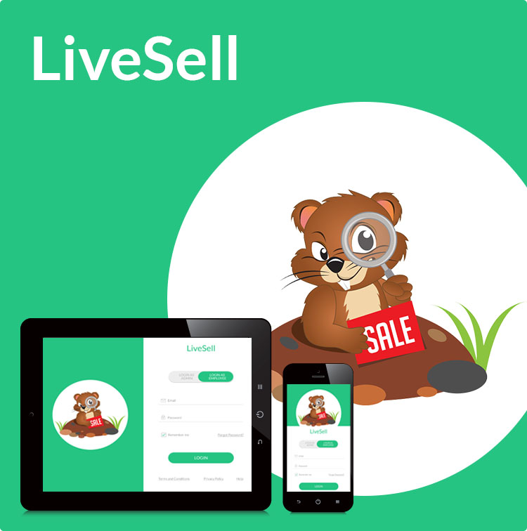 Card Image for live sell app