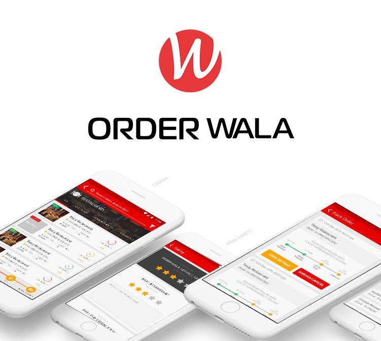 Card image for Order wala mobile app